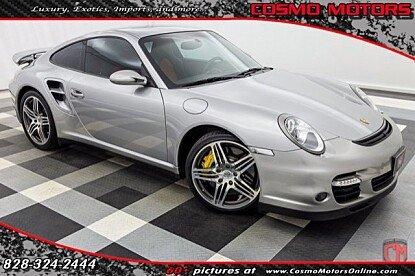 2007 Porsche 911 Turbo Coupe for sale 100926783