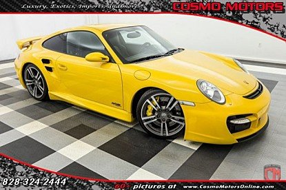 2007 Porsche 911 Turbo Coupe for sale 100945292