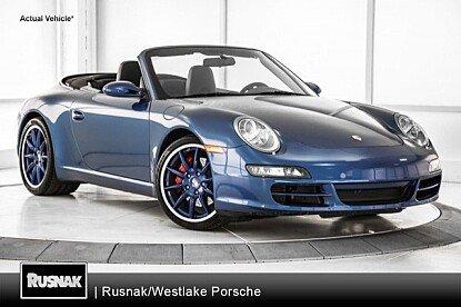 2007 Porsche 911 Cabriolet for sale 100946799