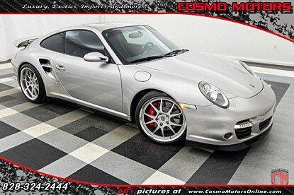 2007 Porsche 911 Turbo Coupe for sale 100953952