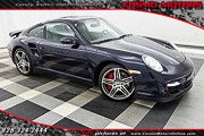 2007 Porsche 911 Turbo Coupe for sale 100959891