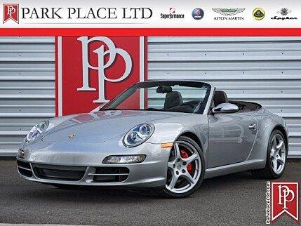 2007 Porsche 911 Cabriolet for sale 100979584