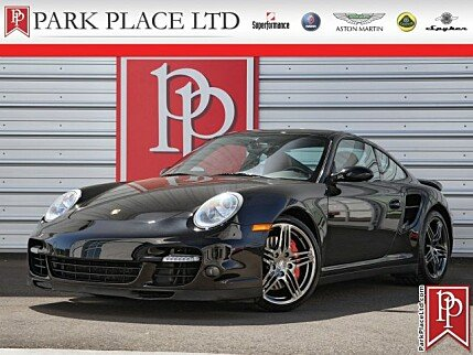 2007 Porsche 911 Turbo Coupe for sale 100981702