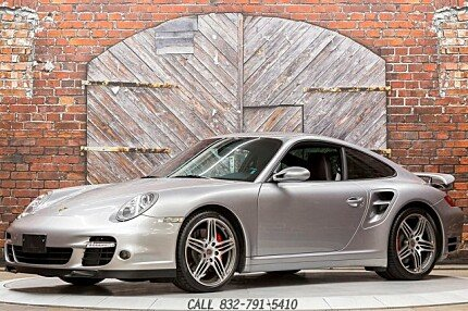 2007 Porsche 911 Turbo Coupe for sale 100997629