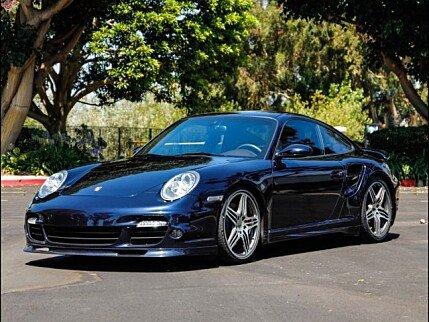 2007 Porsche 911 Turbo Coupe for sale 100998616