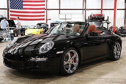2007 Porsche 911 Cabriolet for sale 101016356