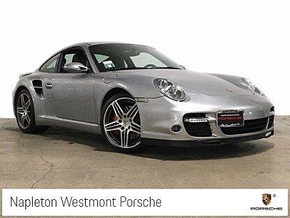 2007 Porsche 911 Turbo Coupe for sale 101028446
