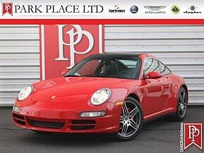 2007 Porsche 911 Targa 4 for sale 101056326