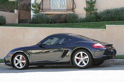 2007 Porsche Cayman for sale 100730608