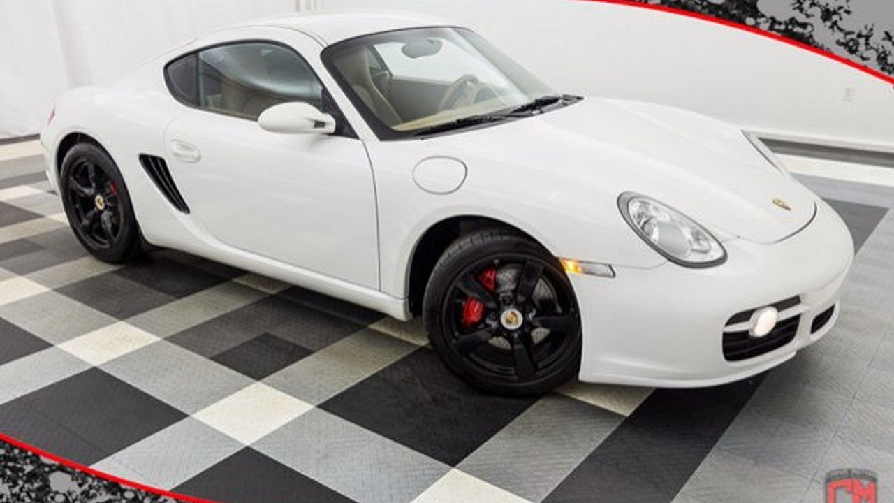 2007 Porsche Cayman S for sale 100928851