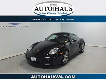 2007 Porsche Cayman S for sale 101032180