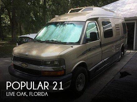 2007 Roadtrek Popular for sale 300154410
