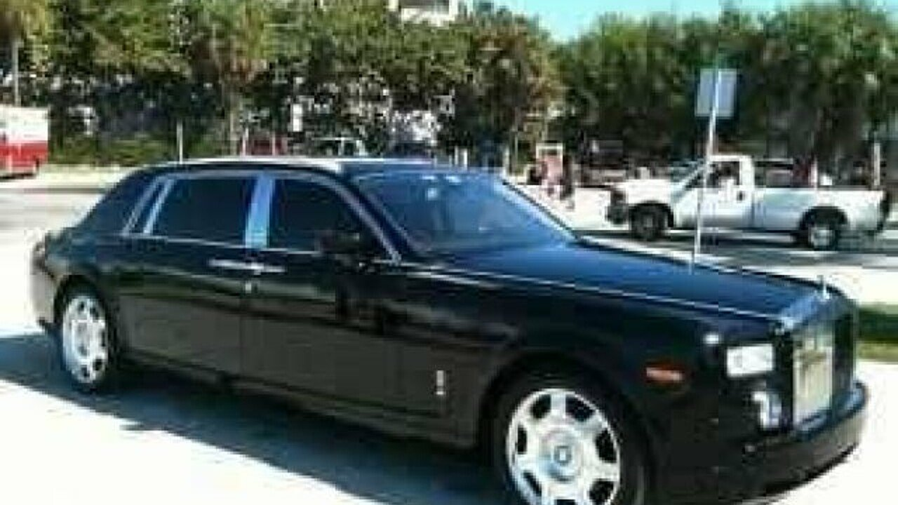 2007 Rolls-Royce Phantom for sale 100972604