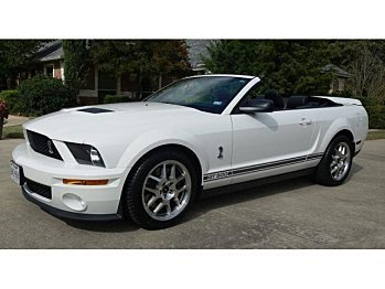 2007 Shelby GT500 for sale 101055737