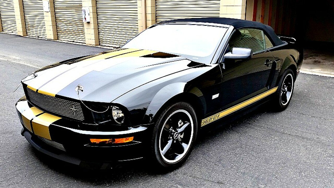 2007 Shelby Other Shelby Models for sale 100876212