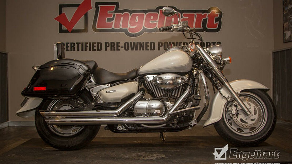 2007 Suzuki Boulevard 1500 for sale 200623513