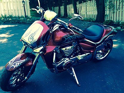 2007 Suzuki Boulevard 1800 for sale 200516688