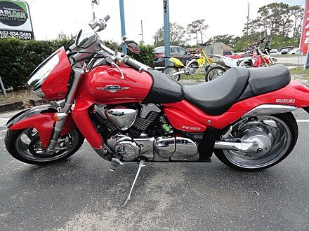 2007 Suzuki Boulevard 1800 for sale 200589951