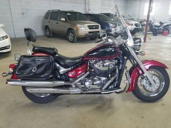 2007 Suzuki Boulevard 800 for sale 200577001
