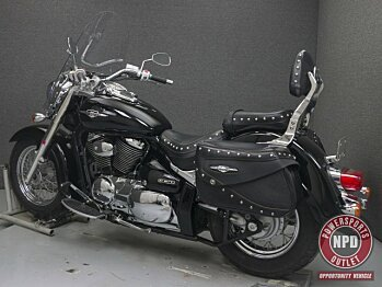 2007 Suzuki Boulevard 800 for sale 200579556