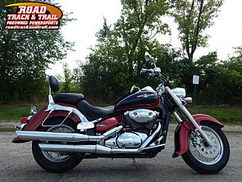 2007 Suzuki Boulevard 800 for sale 200615614