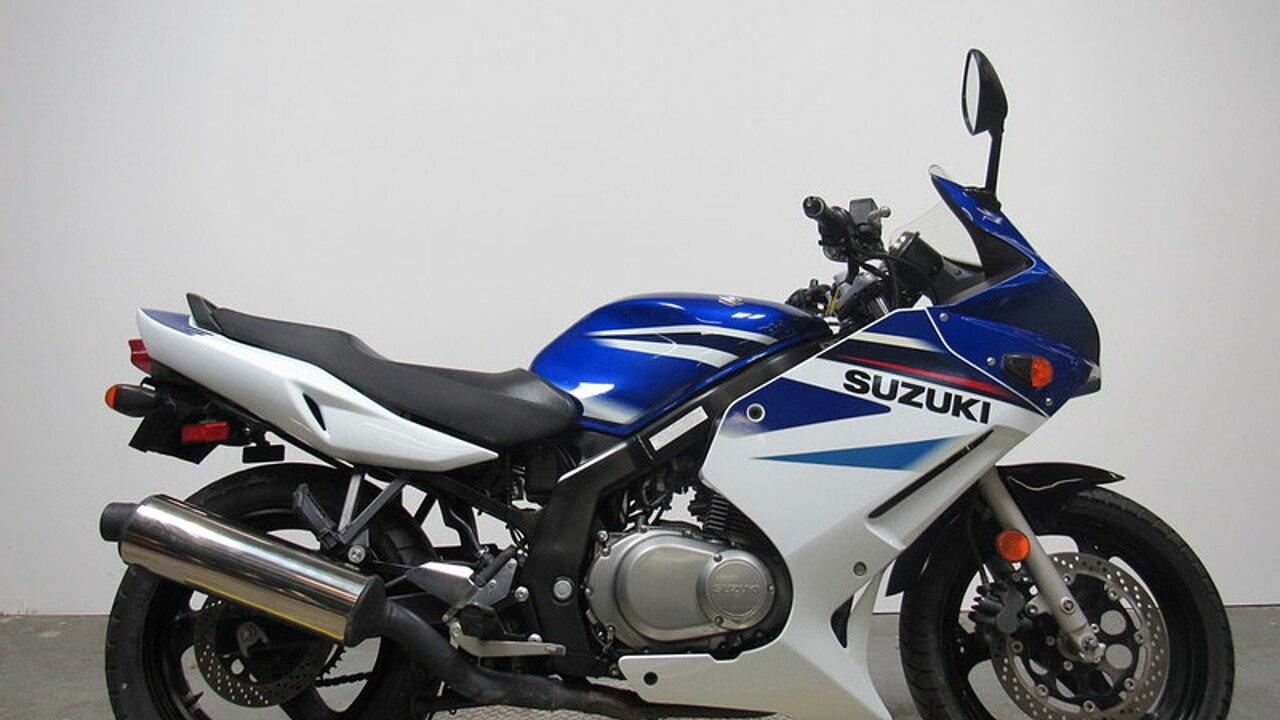 2007 Suzuki GS500F for sale 200527826