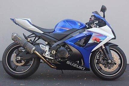 2007 Suzuki GSX-R1000 for sale 200487541