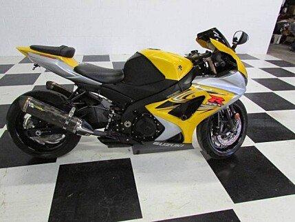 2007 Suzuki GSX-R1000 for sale 200494139