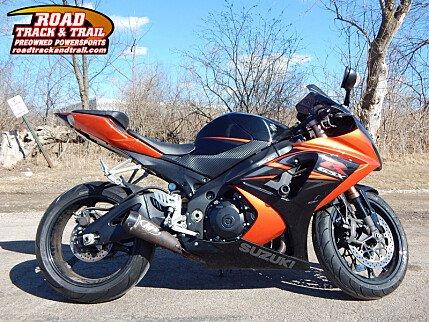 2007 Suzuki GSX-R1000 for sale 200548146