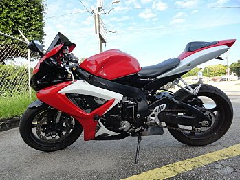 2007 Suzuki GSX-R600 for sale 200386040