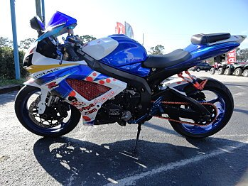 2007 Suzuki GSX-R600 for sale 200495800