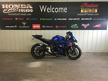 2007 Suzuki GSX-R600 for sale 200516910