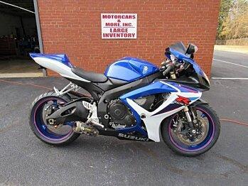 2007 Suzuki GSX-R600 for sale 200520713