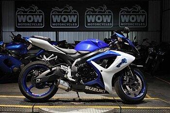 2007 Suzuki GSX-R600 for sale 200521115