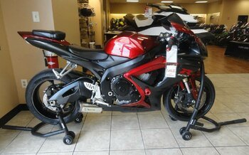 2007 Suzuki GSX-R600 for sale 200336784