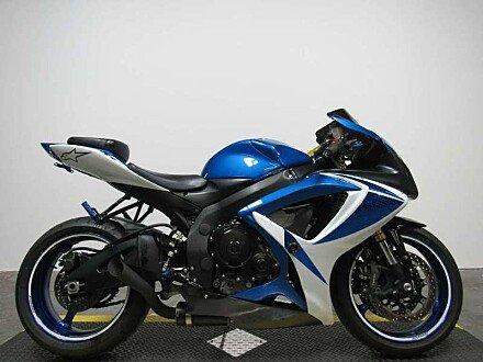 2007 Suzuki GSX-R600 for sale 200431398