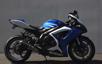 2007 Suzuki GSX-R600 for sale 200492573