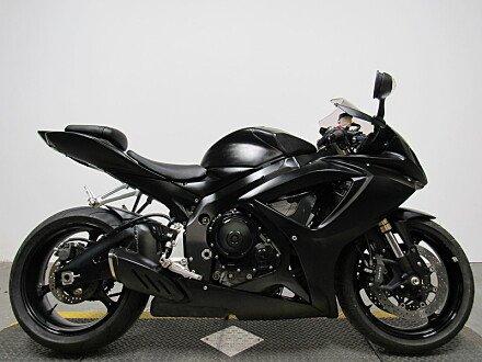 2007 Suzuki GSX-R600 for sale 200534774