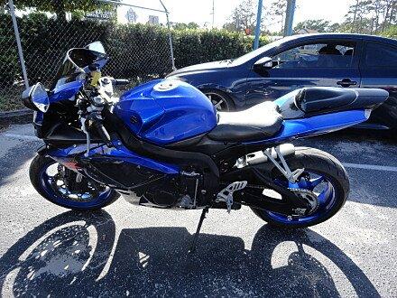 2007 Suzuki GSX-R600 for sale 200552085