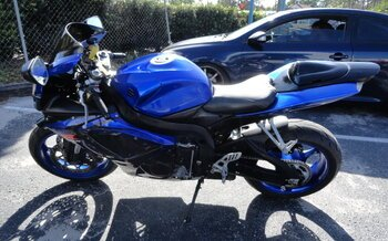 2007 Suzuki GSX-R600 for sale 200552085