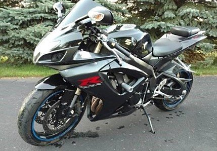 2007 Suzuki GSX-R600 Motorcycles for Sale - Motorcycles on Autotrader