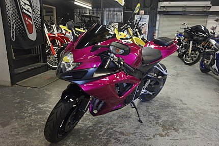 2007 Suzuki GSX-R600 for sale 200587295