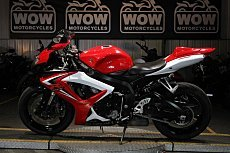 2007 Suzuki GSX-R600 for sale 200591544