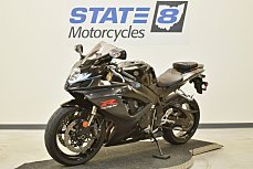 2007 Suzuki GSX-R600 for sale 200607874