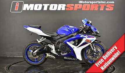 2007 Suzuki GSX-R600 for sale 200617487