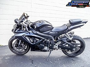 2007 Suzuki GSX-R600 for sale 200618189