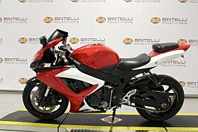 2007 Suzuki GSX-R600 for sale 200631403