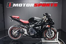2007 Suzuki GSX-R600 for sale 200641298