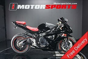 2007 Suzuki GSX-R600 for sale 200642450