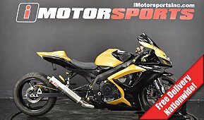 2007 Suzuki GSX-R600 for sale 200653984